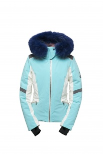 Куртка Gracie Hybrid Down Jacket with Fur, жен. CB