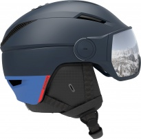 Шлем PIONEER LT VISOR ESTATE BLUE
