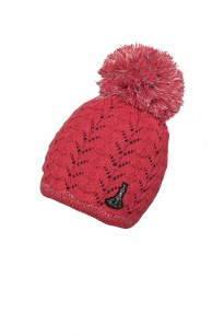 Шапка Aurora Knit hat with Pom-Pon, жен. MA