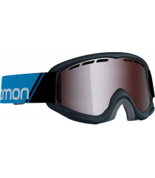 Г/Л маска Salomon JUKE Black/Solar Tonic Oran