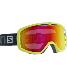 Г/Л маска Salomon XVIEW Whi/Lo Light LightYel