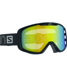 Г/Л маска Salomon AKSIUM Blk/LoLight Light Ye