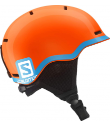 Г/Л шлем Salomon GROM FLUO ORANGE/Blue
