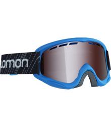 Г/Л маска Salomon JUKE ACCESS Blue/Sol. T.Ora