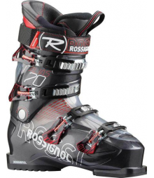Г/л ботинки Rossignol ALIAS SENSOR 70 LIGHT BLACK