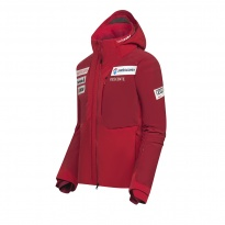 Куртка муж. S.I.O. Insulated Jacket Swiss National Team Replica, Dark Red - Electric Red 8685