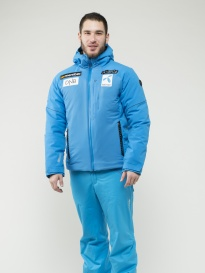 Куртка Norway Alpine Team Hybrid Down Jacket, мужск. NAB1